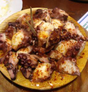 Pulpo Octopus