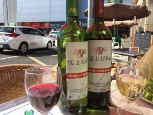 Vino tinto vino bianco