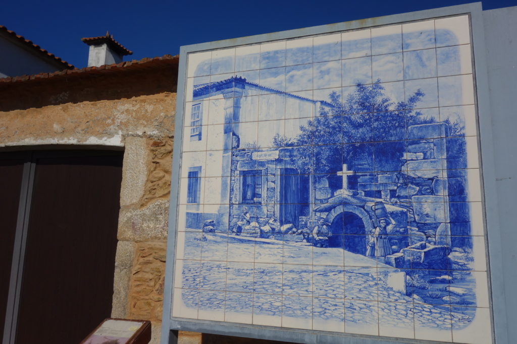Azulejos Camino Portugues