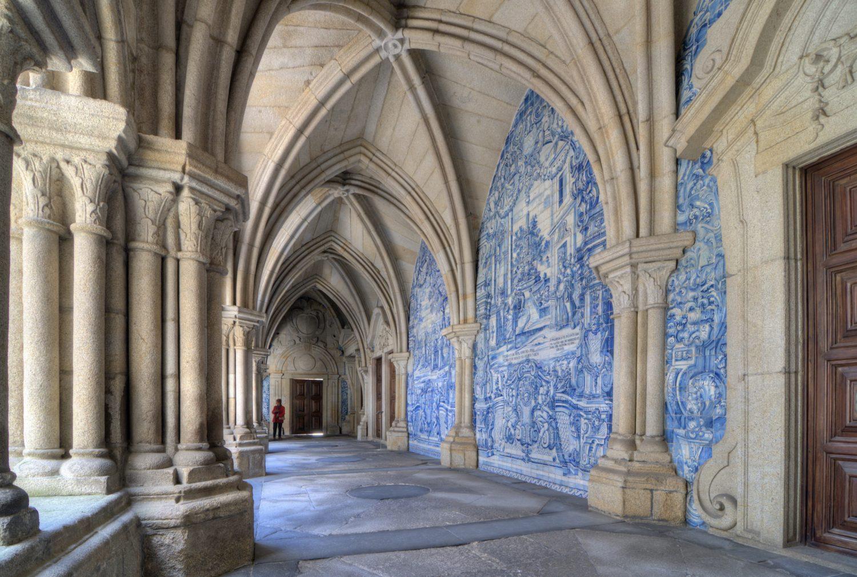 Porto Cathedral Camino de Santiago